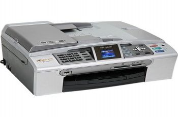 Brother Mfc-465cn Driver, software, Setup for Windows & Mac Brother Mfc 465cn Color Inkjet All In E