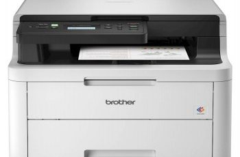 Brother Hl-l3290cdw Driver, software, Setup for Windows & Mac Brother Hl L3290cdw Wireless Color All In E Laser Printer White