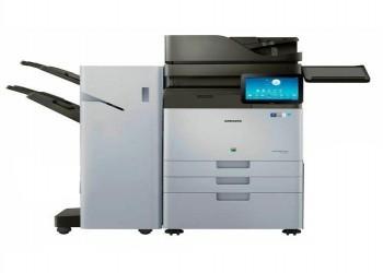 samsung multixpress sl k7600lx 7600 monochrome laser photocopier color scanner 212k pages printed