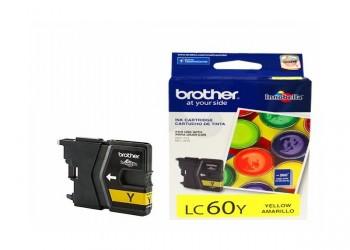 tinta brother lc60 yellow