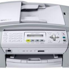 Brother Mfc-290c Driver, software, Setup for Windows & Mac Brother Mfc 290c Ink Cartridges Brother Lc61 Ink Mfc 290c