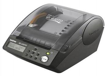 Brother QL 650TD QL 650TD 2 4 Label Printer