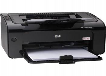 HP Hewlett Packard ce658a bgj LaserJet Pro P1102w Printer