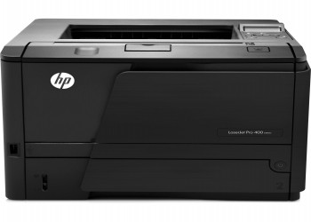 HP Hewlett Packard CZ195A BGJ LaserJet Pro 400 Printer
