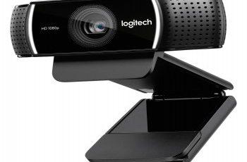Logitech C922 Driver, software, Setup for Windows & Mac Logitech C922 Pro Stream Webcam