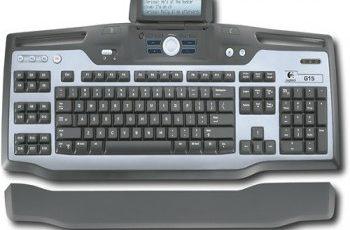Logitech G15 Driver, software, Setup for Windows & Mac Logitech G15 Gaming Keyboard with Lcd Display