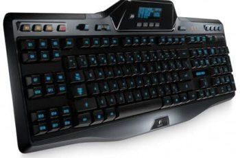 Logitech G510s Driver, software, Setup for Windows & Mac Logitech Gaming Keyboard G510