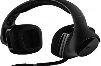 Logitech G533 Driver, software, Setup for Windows & Mac Logitech G533 Wireless Gaming Headset – Dts 7 1 Surround sound – Pro G Audio Drivers