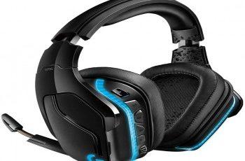 Logitech G935 Driver, software, Setup for Windows & Mac Logitech G935 Wireless Dts X 7 1 Surround sound Lightsync Rgb Pc Gaming Headset Black Blue