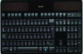 Logitech K750 Driver, software, Setup for Windows & Mac Logitech K750 Wireless solar Keyboard
