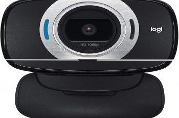 Logitech Webcam C615 Driver, software, Setup for Windows & Mac Logitech Hd Laptop Webcam C615 with Fold and Go Design 360 Degree Swivel 1080p Camera