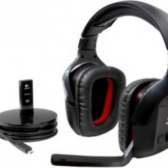 Logitech 930 Driver, software, Setup for Windows & Mac Logitech Wireless Gaming Headset G930 with 7 1 Surround sound Wireless Headphones with Microphone