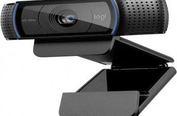 Logitech C920 Pro Driver, software, Setup for Windows & Mac Logitech C920 Hd Pro Webcam Black Black