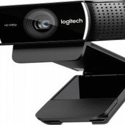 Logitech C922 Pro Driver, software, Setup for Windows & Mac Logitech C922 Pro Stream Webcam