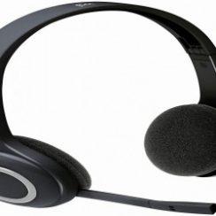 Logitech H600 Driver, software, Setup for Windows & Mac Logitech Over the Head Wireless Headset H600