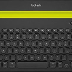 Logitech K480 Driver, software, Setup for Windows & Mac Logitech Bluetooth Multi Device Keyboard K480 – Black – Works with Windows and Mac Puters android and Ios Tablets and Smartphones