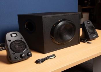 logitech z623 speaker review