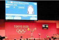 Windy Cantika Olimpiade Tokyo 2020