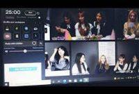 Lifeat io Celebrity BTS Dan NCT, Belajar Bareng Melalui Virtual Zoom Dengan Idola K-POP