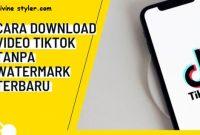 Tiktok Downloader HD Savetik, Berikut Cara Menggunakannya