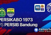 Link Live Streaming Persib Vs Tr-Kabo