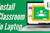 Aplikasi kelas Google Classroom PC - Download untuk Windows 7, 8, 10, dan Mac